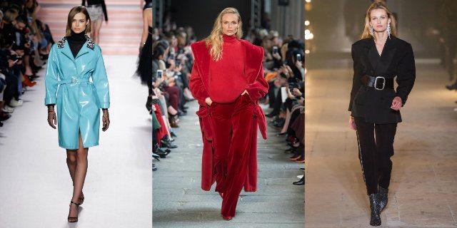 Effetto peluche, frasi, colori: 7 tendenze moda di questo autunno/inverno 2017/18