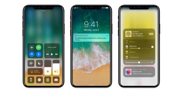 Arriva l'iPhone 8, addio al tasto Home: cambia tutto