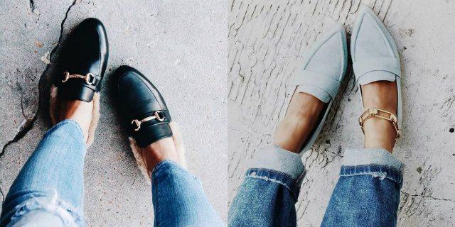 Babbucce: le pantofole glam che non ti aspetteresti