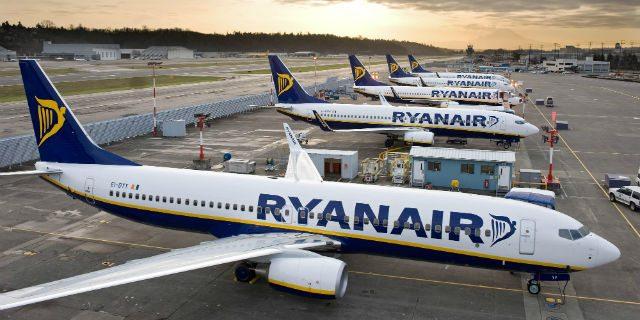 L'elenco delle nuove 37 rotte Ryanair dall'Italia