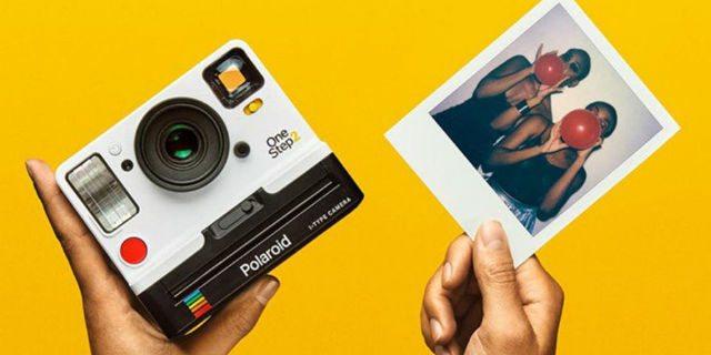 Ecco One Step 2: la mitica Polaroid è davvero tornata