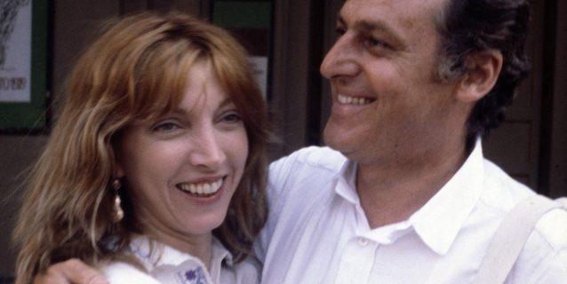 """L'amore per Mariangela Melato: """"Ci siamo amati per tutta una vita, anche da lontano"""""""
