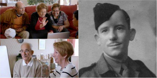 """La ragazza che salvò il soldato. Lui: """"Non ho mai smesso di cercarti"""""""