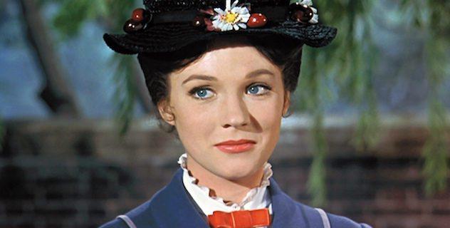 Cosa pensa Julie Andrews di Mary Poppins Returns e perché non ci sarà
