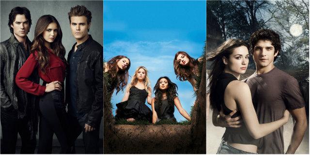 Gli attori di The Vampire Diaries, Pretty Little Liars e Teen Wolf arrivano in Italia