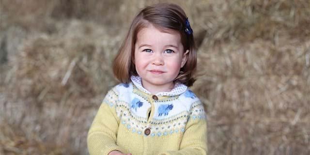 Perché gli eventuali figli della principessa Charlotte non saranno principi né principesse