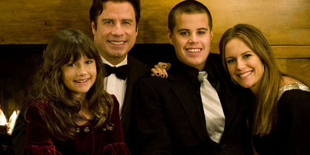 """John Travolta e Kelly Preston: """"Si può vivere dopo la morte di un figlio"""""""