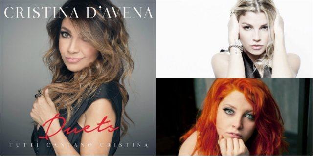 Esce Duets: Emma, Noemi e gli altri artisti italiani: tutti cantano Cristina D'avena