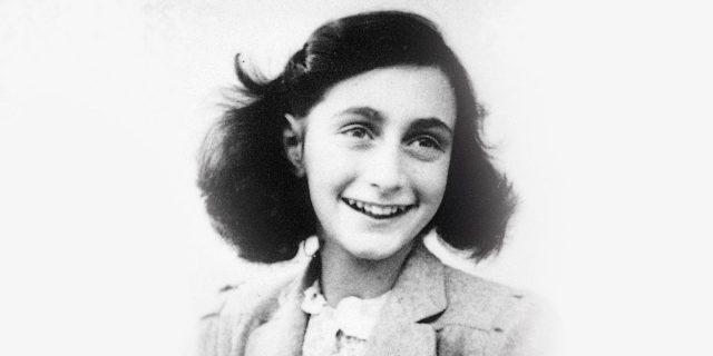 Se il mondo potesse indossare la bellezza di Anna Frank