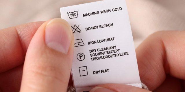 lavaggio a secco come funziona