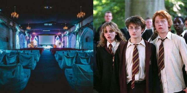 Il regalo di Natale perfetto: la maratona dei film di Harry Potter nel Regno della Neve