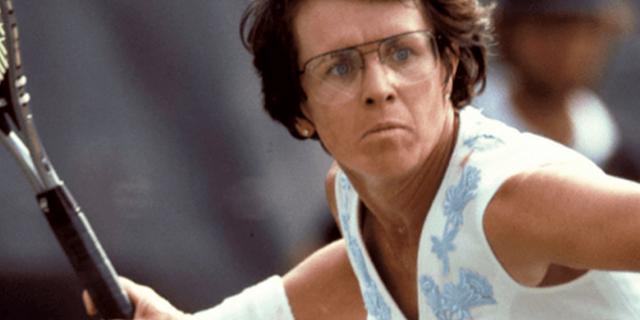 """Billie Jean King, la donna che vinse """"La battaglia dei sessi"""""""
