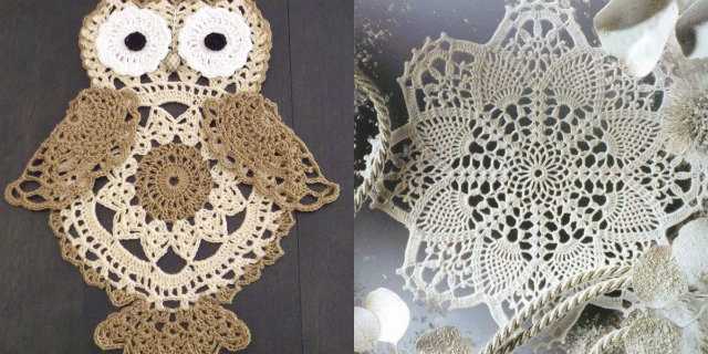Centrini Uncinetto Fatti Contagiare Dalla Crochet Mania Roba Da Donne