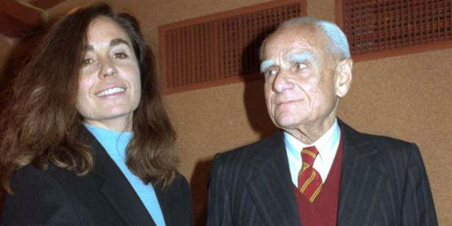 Carmen Llera e Alberto Moravia, 26 e 73 anni: l'amore se ne frega dello scandalo