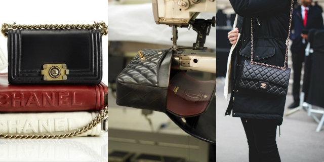 Borse Chanel: i modelli storici vintage e la nuova collezione autunno/inverno!
