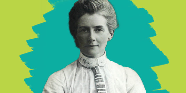 Edith Cavell, l'infermiera fucilata perché curava anche i nemici