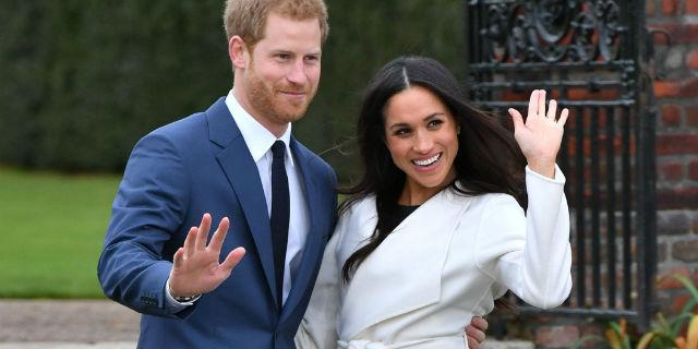 """Perché la moglie del principe Harry non si chiamerà """"principessa Meghan"""""""