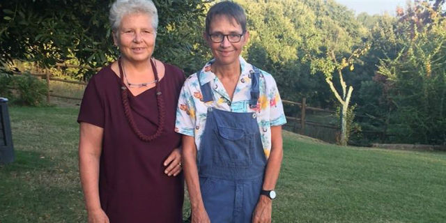 'Che noia chi ci chiede del sesso': la vita di Roberta De Falco e Susanna Tamaro