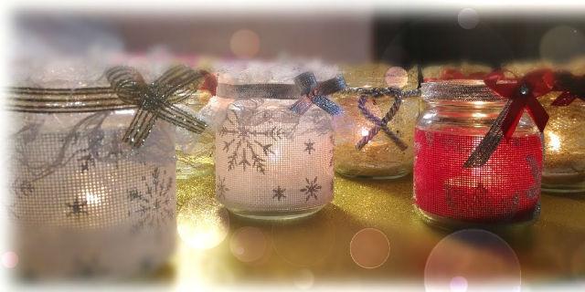 5 idee per realizzare delle fantastiche candele natalizie fai da te