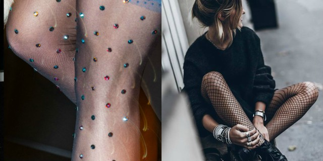 Collant: 13 tendenze per vestire le gambe questo inverno