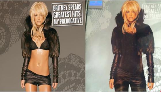 Come le copertine delle icone pop sono state censurate nei Paesi del Medio Oriente