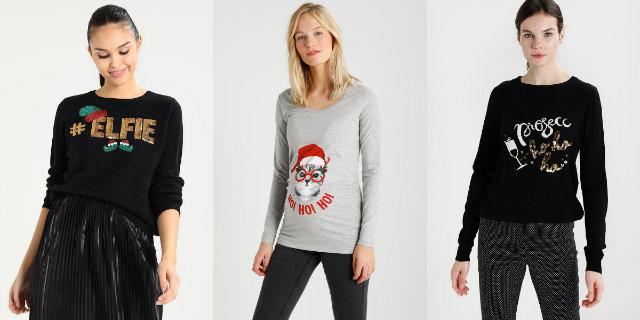 Maglioni natalizi: tutte le proposte dei brand, da indossare assolutamente a Natale!