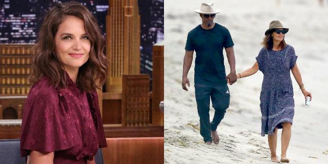 Katie Holmes: il ritorno alla vita 5 anni dopo il divorzio da Tom Cruise
