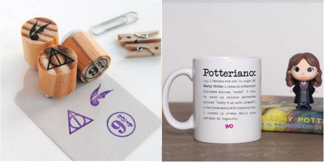 20 regali di Natale perfetti per gente fissata con Harry Potter