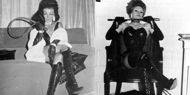 15 immagini di dominatrici sadomaso negli anni Sessanta