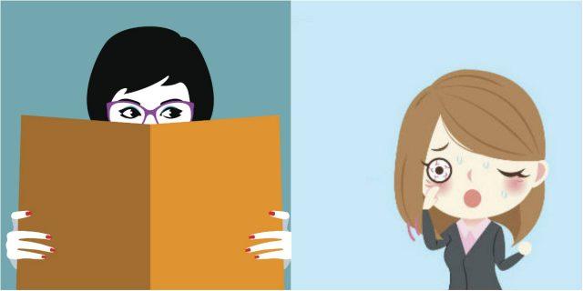 Occhiali da vista o lenti a contatto? Due stili di vita (e personalità) a confronto