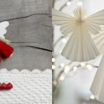 Angioletti di Natale fai da te: 4 idee originali