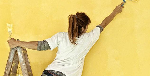 imbiancare casa colori