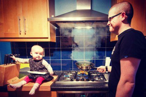 Il papà peggiore al mondo? No, è solo Photoshop e Hanna è una bimba molto speciale