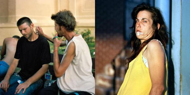 Le strade della dipendenza: i volti di chi vive tra droga, prostituzione e povertà