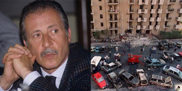 Paolo Borsellino, l\'insegnamento nella strage e la morte - Roba da ...