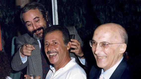"""E Paolo Borsellino disse: """"Sono un morto che cammina"""""""