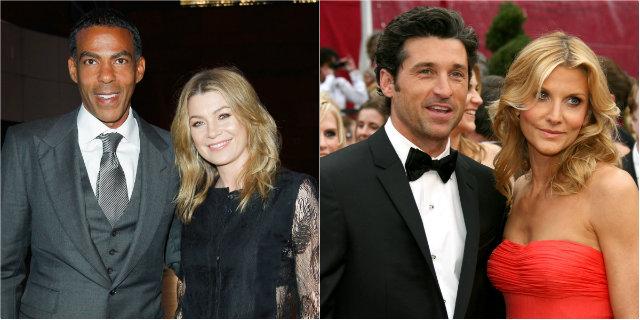 Chi sono i partner reali degli attori, passati e presenti, di Grey's Anatomy
