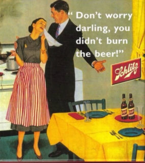 8 pubblicità vintage sessiste rifatte a... parti invertite