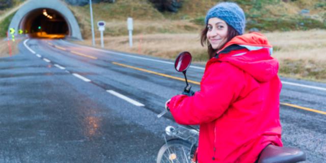 """""""Perché sono andata in bici fino a Capo Nord"""": il viaggio di Antonella"""