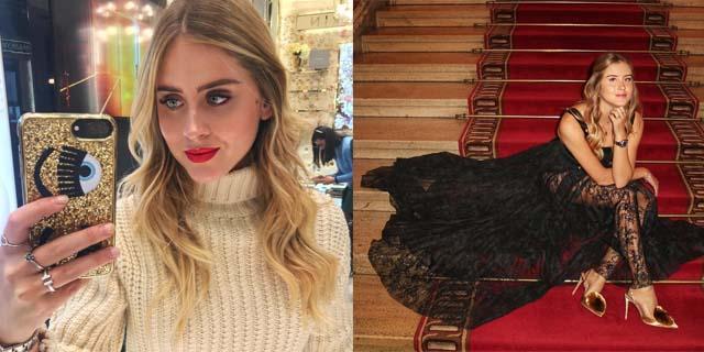 'L'altra' Ferragni: chi è Valentina, sorella di Chiara