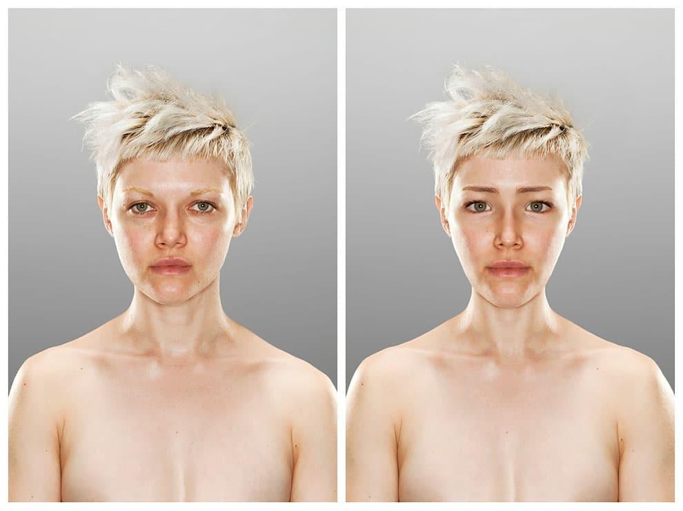 Come siamo VS come vorremmo essere in 12 immagini di Scott Chasserot