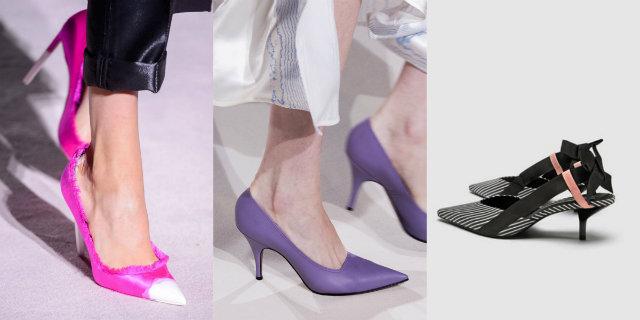 Scarpe primavera estate 2018  i modelli più alla moda - Roba da Donne e88a4be530a
