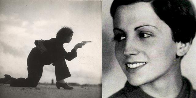 """L'ultima foto di Gerda Taro, """"la ragazza con la leica"""" che morì a 26 anni"""