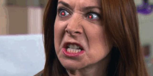 """8 tipi di donne che si incazzano, dalla """"zen"""" alla """"Terminator"""""""