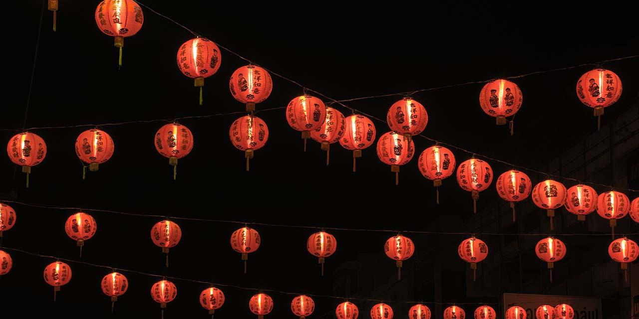 Capodanno cinese, la ricorrenza della luna