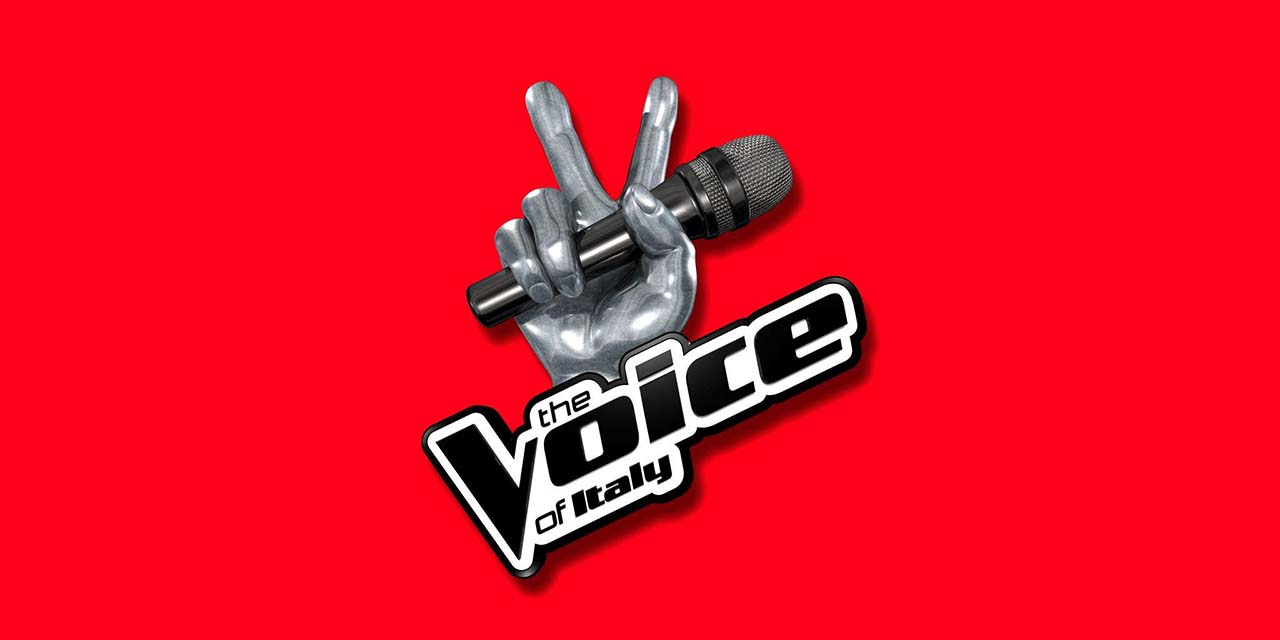 The voice of italy, il talent show