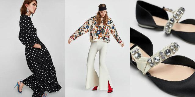10 capi di Zara della primavera/estate 2018 destinati a finire ancora prima di arrivare in negozio