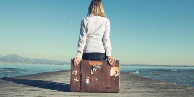 viaggiare da sola consigli