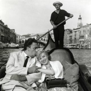 """Le lacrime di Giulietta Masina quando Federico Fellini le disse """"Basta piangere"""""""