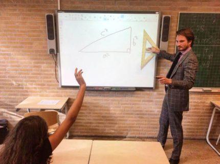 Robert Ligtvoet, il sexy professore di matematica che fa impazzire il web